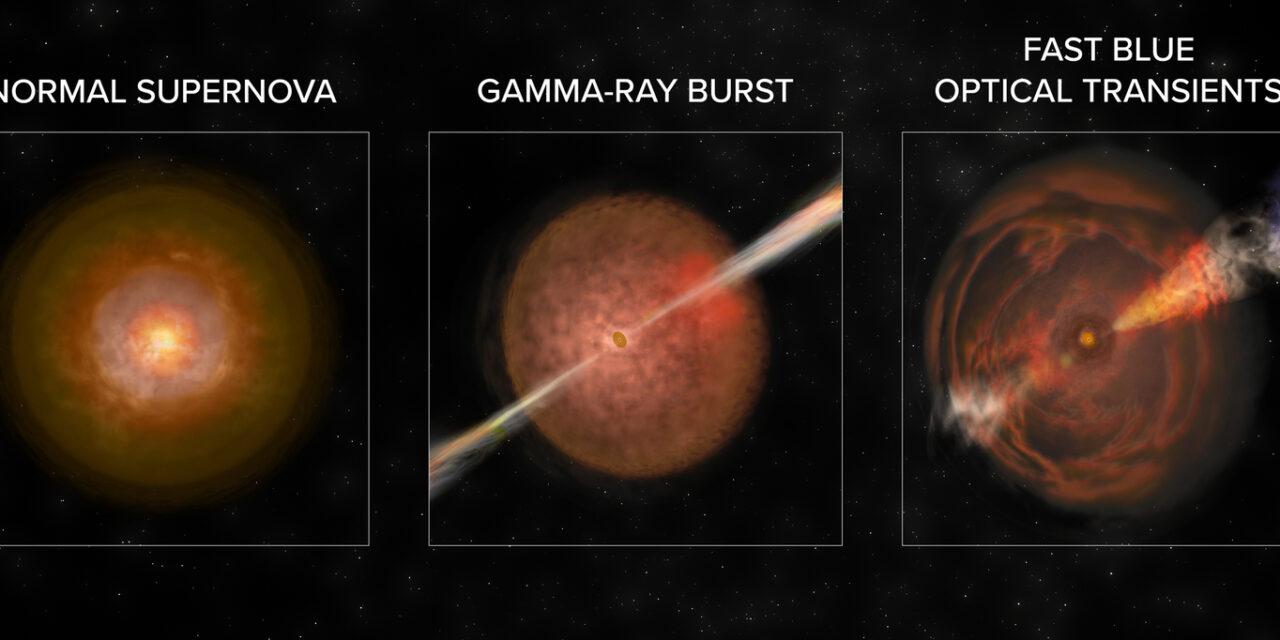 Fbot, una nuova classe di esplosioni cosmiche