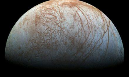 Europa, Galileo conferma la presenza di pennacchi