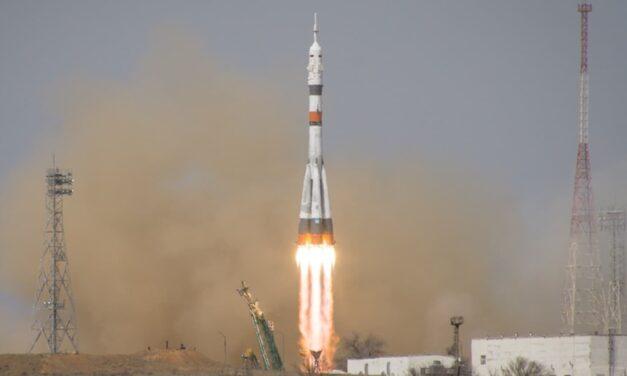 Aggiungi un posto sulla Soyuz