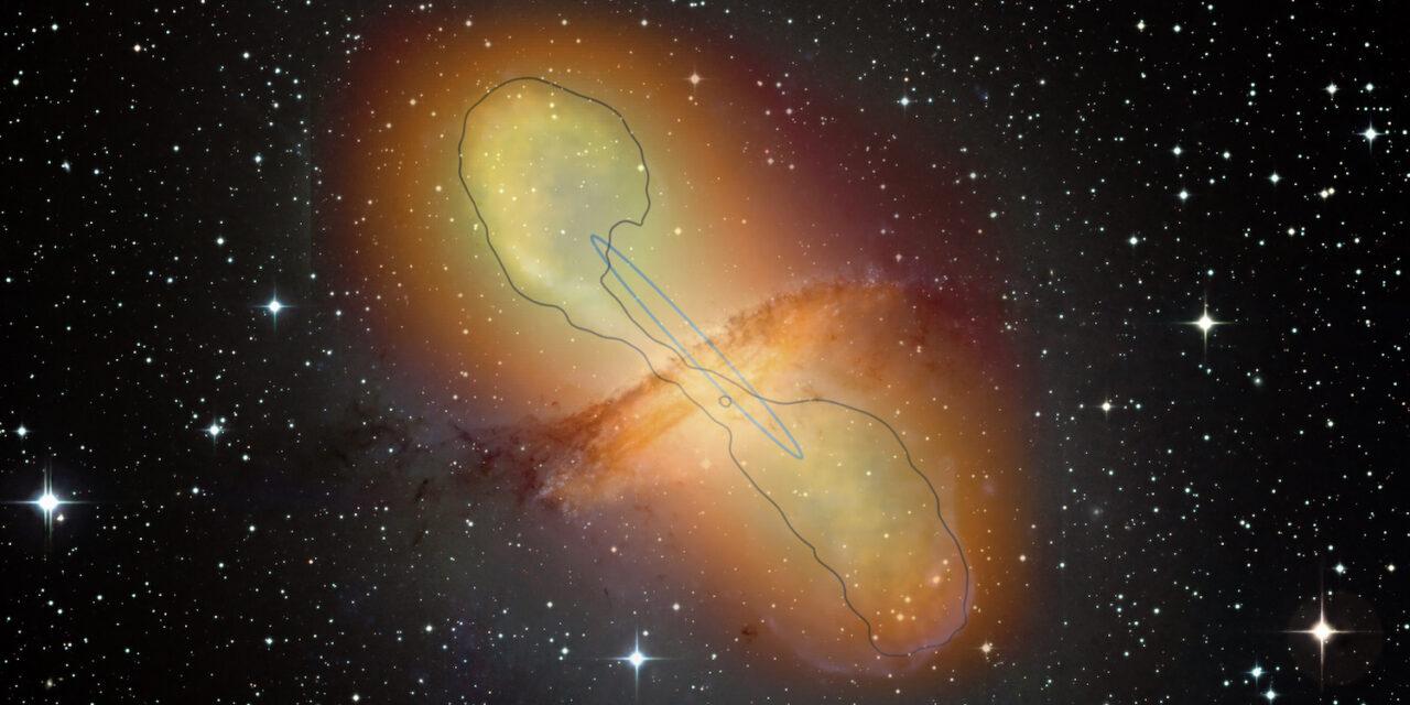 Quasar, ecco gli acceleratori di particelle lunghi migliaia di anni luce
