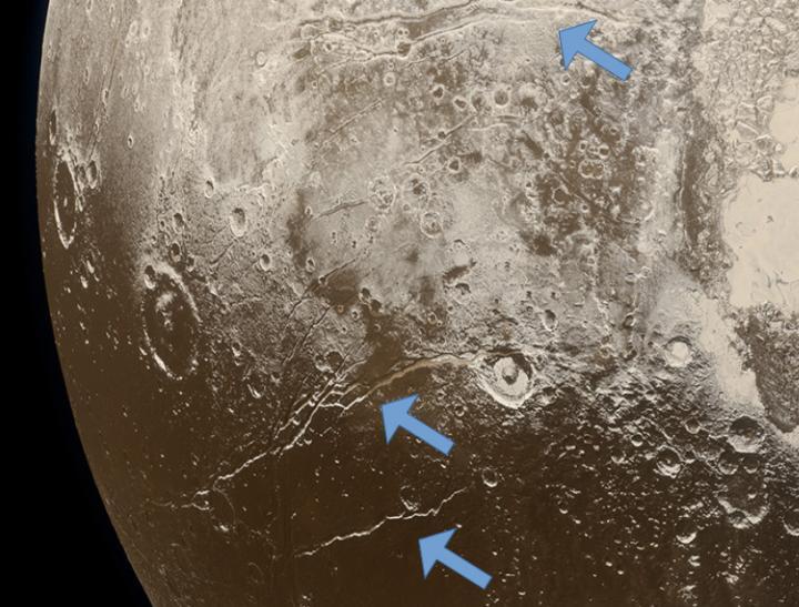 Un caldo inizio per Plutone