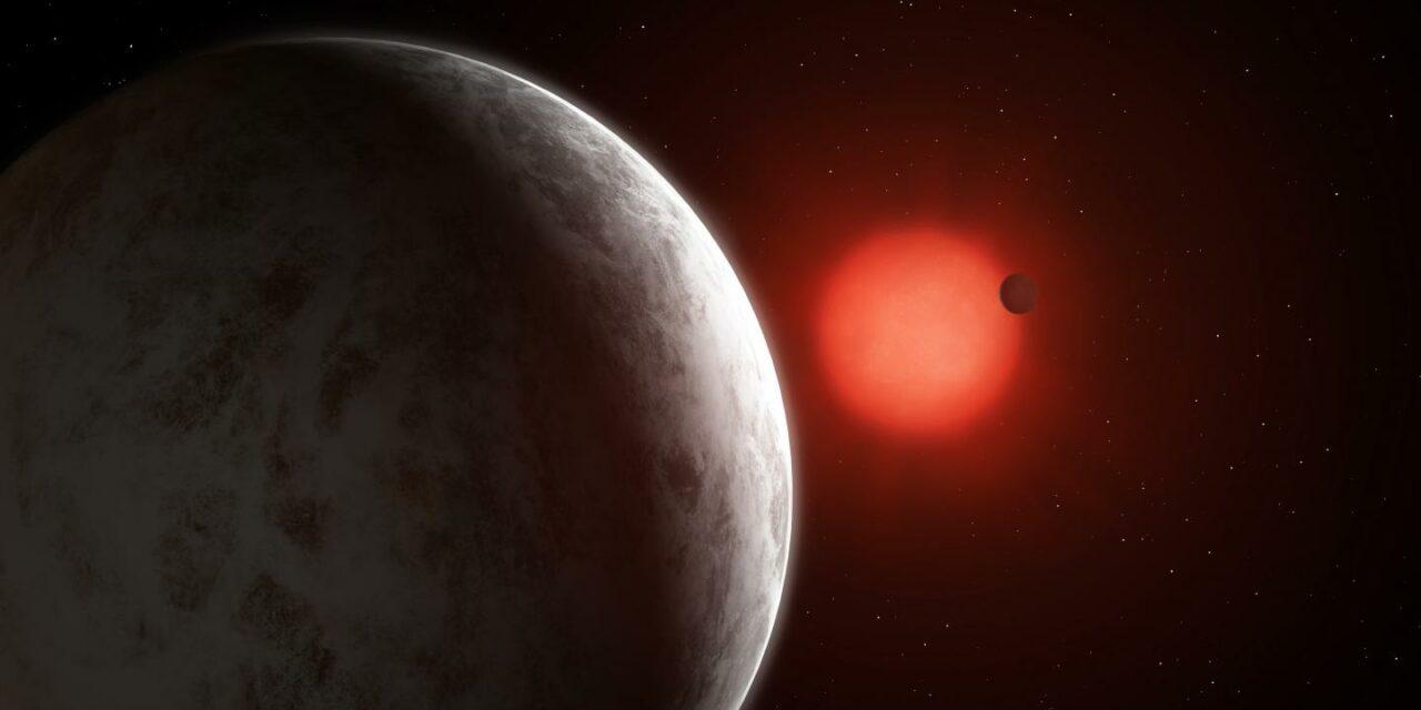 Due super-terre per la stella più luminosa del cielo