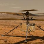 Ingenuity, ecco come un elicottero volerà su Marte