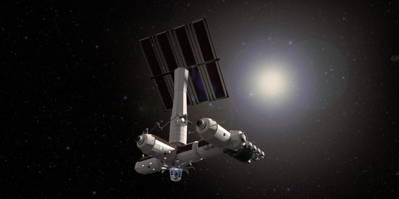 Thales Alenia Space e la nuova stazione spaziale commerciale di Axiom