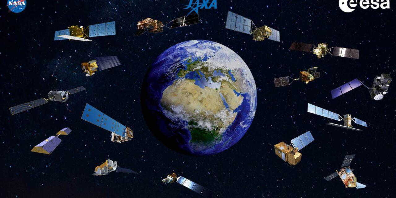 Covid-19: Nasa, Esa e Jaxa mostrano l'impatto dallo spazio