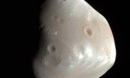 L'antico anello di Marte
