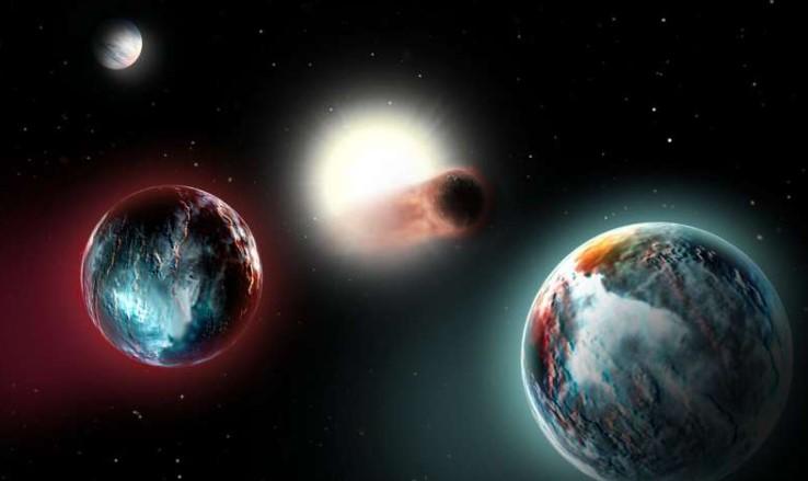 Quattro pianeti 'in cottura'