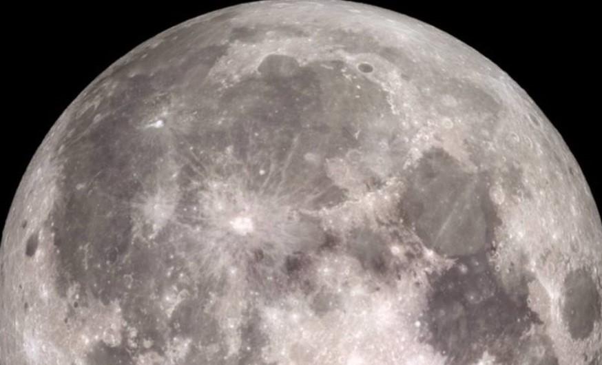 Luna 'asimmetrica'