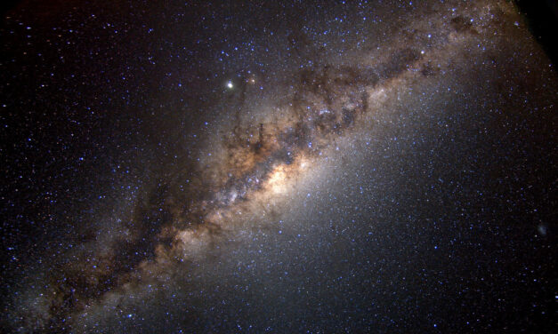 Vita intelligente nella Via Lattea, una nuova stima