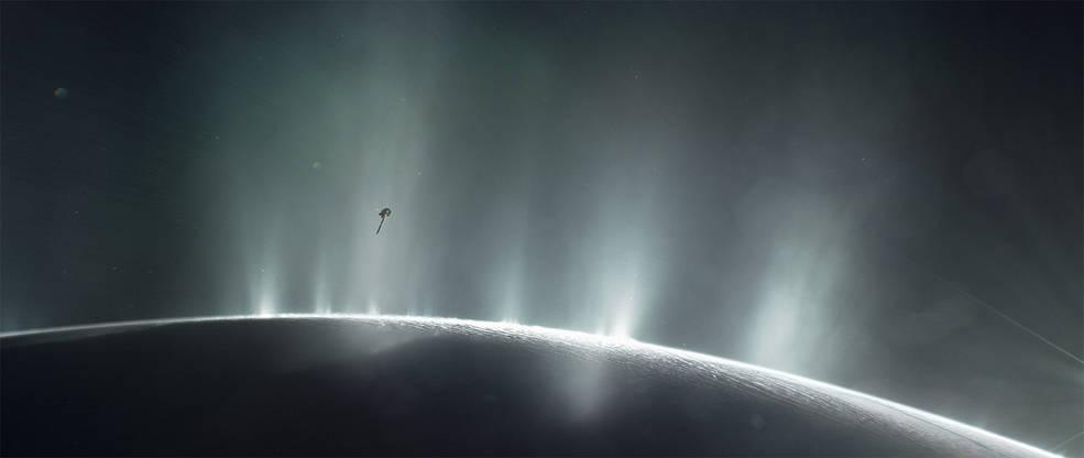 Alla ricerca di mondi oceanici nella Via Lattea