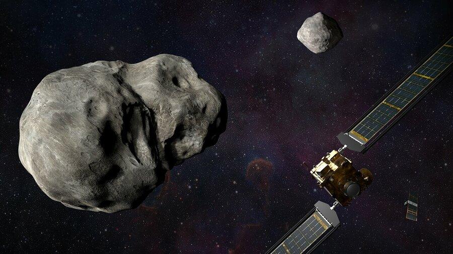 Battezzato l'asteroide 'bersaglio'