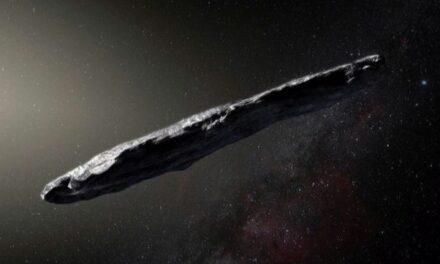 Oumuamua, un iceberg di idrogeno?