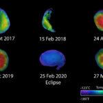 Phobos in technicolor