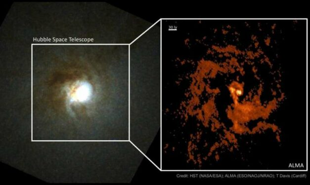 La nascita dei buchi neri supermassicci