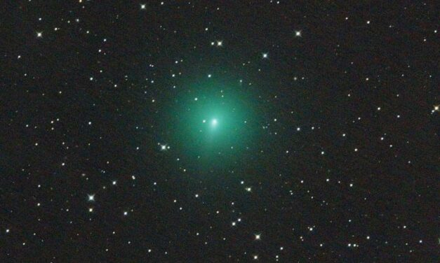 L'età delle comete svelata dal carbonio di Atlas