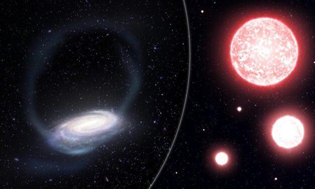 Archeologia cosmica: scovati i resti di un ammasso globulare anomalo