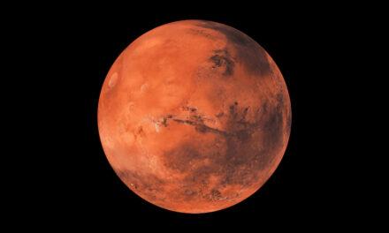 Deep Space: Marte e gli alieni terrestri