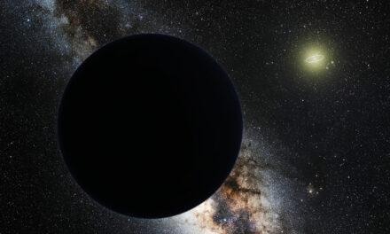 Planet 9, pianeta o buco nero?