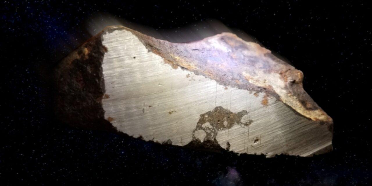 I planetesimi svelano le origini di una classe di meteoriti