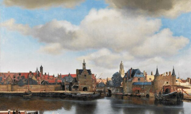 Il segugio celeste svela l'enigma di Vermeer