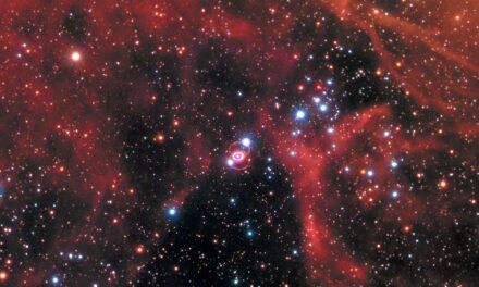 Il 'nascondino' della stella di neutroni
