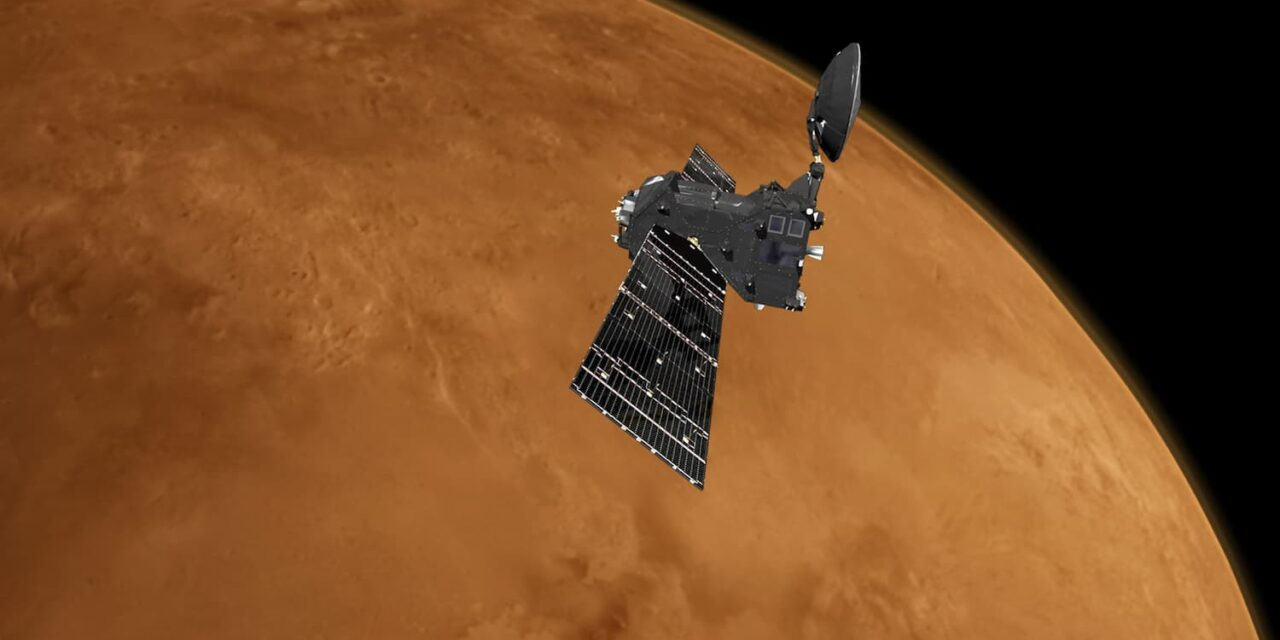 ExoMars, nuovi indizi sull'atmosfera marziana
