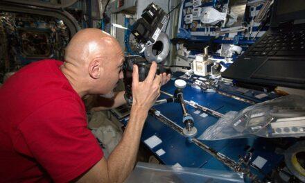 Luca Parmitano racconta la scienza di Beyond