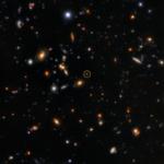 Il lampo gamma più distante nell'Universo giovane