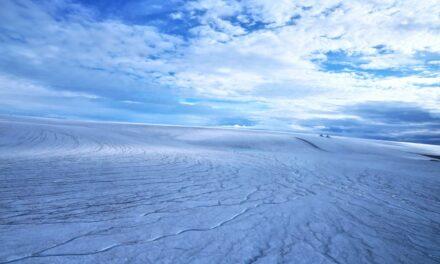 I ghiacciai che hanno scolpito la superficie marziana