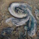 Le nubi di ammoniaca svelano il meteo di Giove