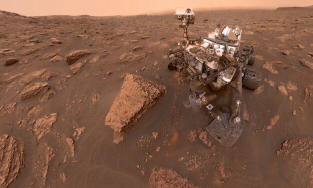 Curiosity, 8 anni su Marte