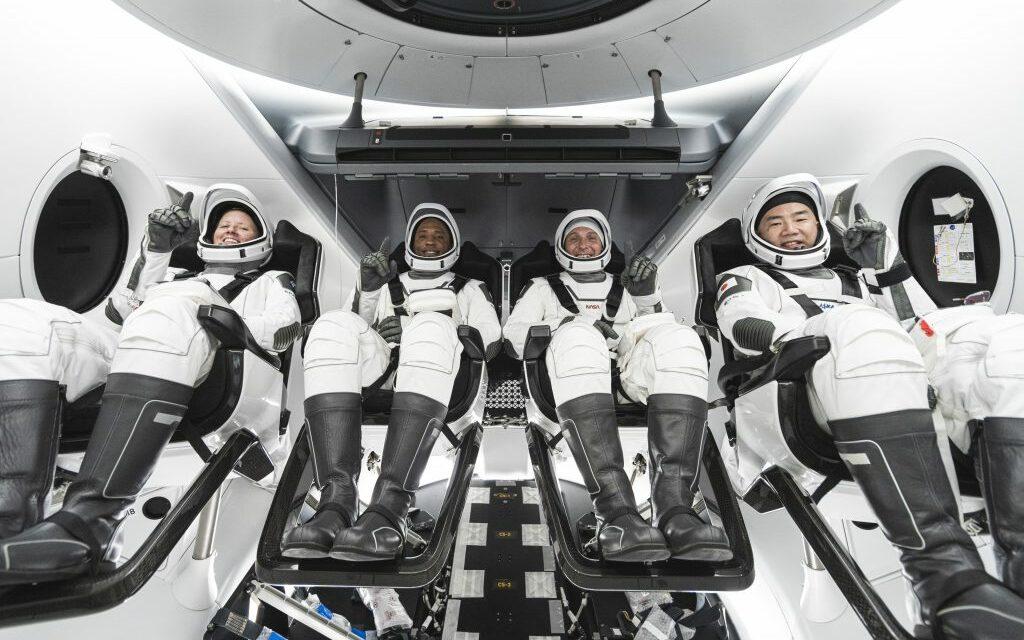 Crew-1: a fine ottobre la prima missione operativa di SpaceX
