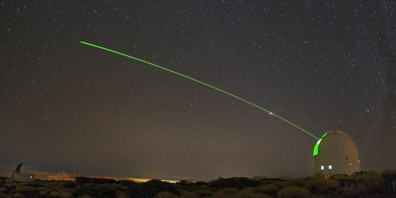 La tecnologia svela i detriti spaziali in pieno giorno