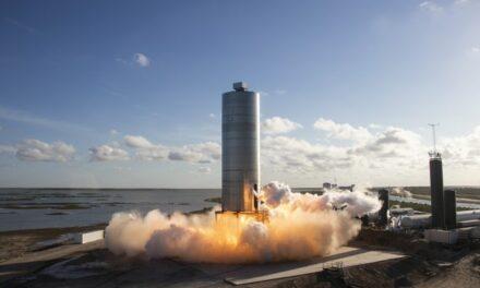 Il primo balzo di Starship verso Marte