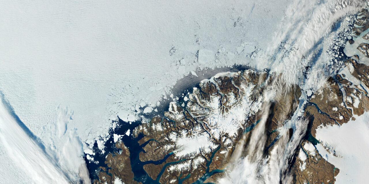 Caldo da record sull'Artico