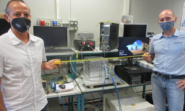 Plato, testato il computer di bordo Icu