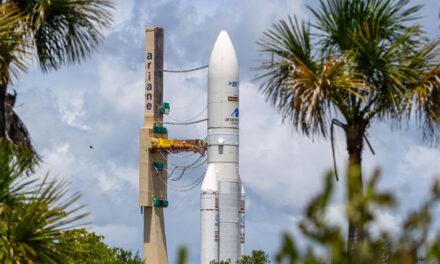 Rinviato il lancio di Ariane VA253