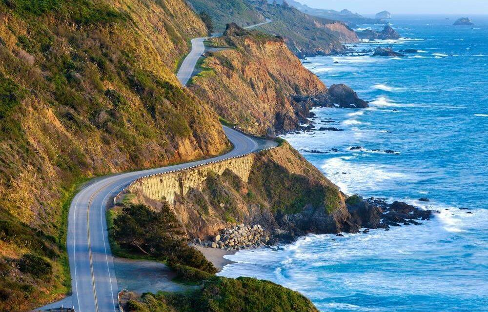 Livello del mare in crescita, le aree a rischio in California