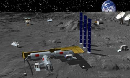 La Cina progetta una stazione lunare