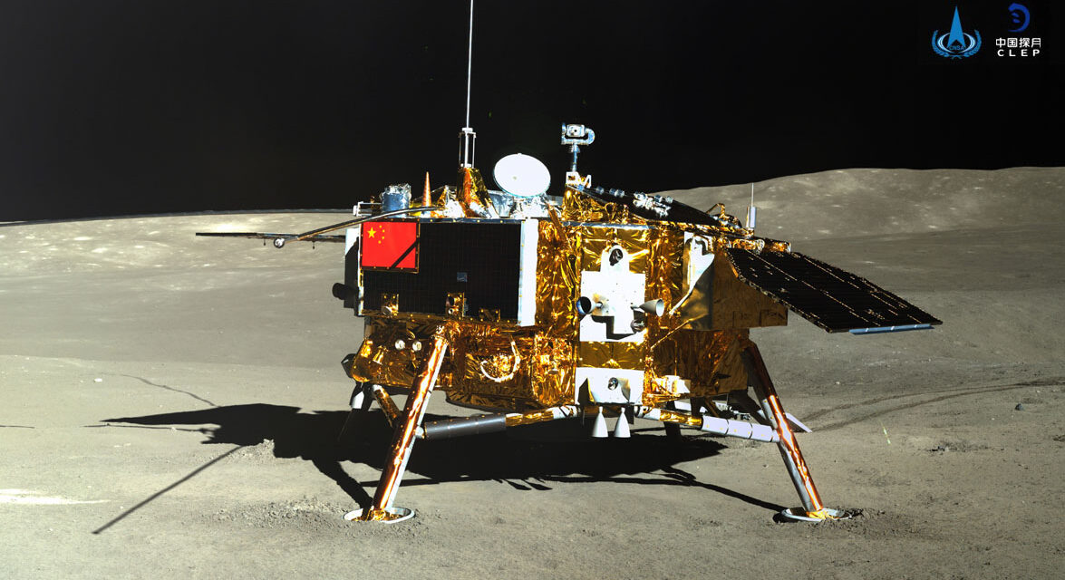 Le radiazioni sulla Luna