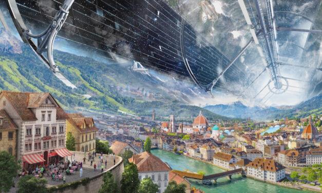 Nuovi piani spaziali per Blue Origin