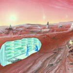 Deep Space: Coloni su Marte
