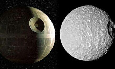 Mimas, luna rivoluzionaria