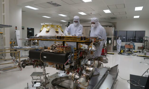 ExoMars, nuovi passi verso Marte