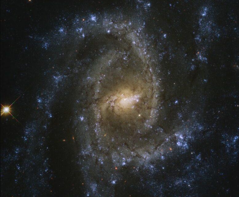 Un vortice galattico