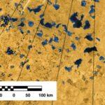 I laghi di Titano a confronto con i laghi terrestri