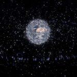 Imaging per detriti spaziali