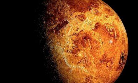 L'origine vulcanica di Venere