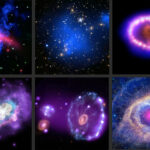 Meraviglie cosmiche in posa per Chandra