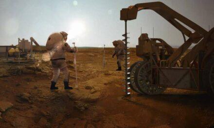 C'è vita nel sottosuolo di Marte?